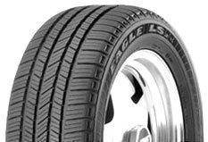 265/65R17 112H Wrangler HP All Weather FP MS GOODYEAR