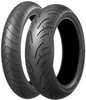 180/55R17 ZR (73W) Battlax BT023R rear TL BRIDGESTONE
