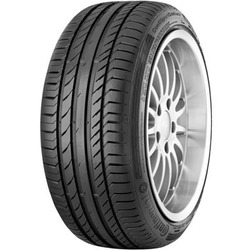 225/50R17 94W ContiSportContact 5 MOE SSR CONTINENTAL