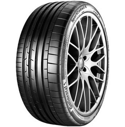 265/35R22 102Y XL SportContact 6 ContiSilent T0 CONTINENTAL